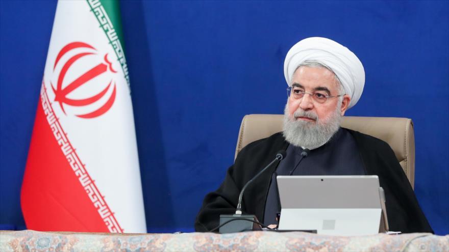 Rohani: Irán tomará represalias si EEUU detiene sus petroleros | HISPANTV