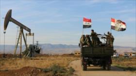 Siria lanza una megaoperación para proteger sus campos petroleros