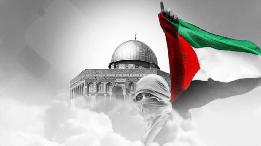 """El Día Mundial de Al-Quds mantiene viva la causa palestina por lo que la eliminación del régimen de Israel es """"definitiva""""."""