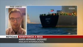 Gasolina iraní pondría fin a bloqueo energético de EEUU a Venezuela