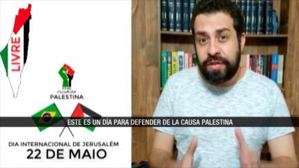 Pueblos latinoamericanos apoyan a palestinos ante Israel