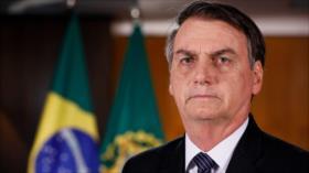 Bolsonaro exige cambiar al jefe de Policía para apoyar a sus hijos
