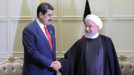 Venezuela agradece ayuda de Irán y da bienvenida a buques iraníes