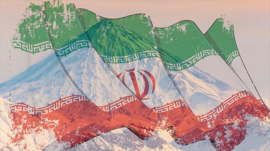 Irán: Bandera de Irán