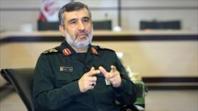 Irán está al más alto nivel de preparación para la defensa