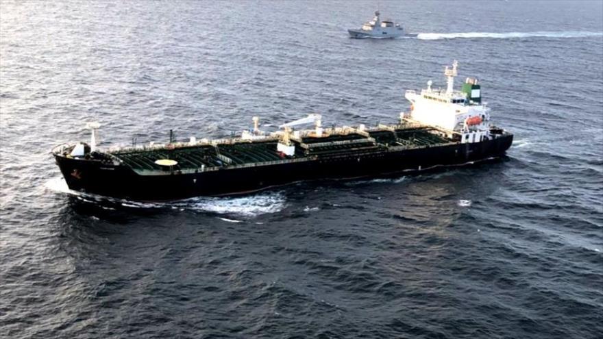 Venezuela: Llegada del petrolero iraní es un hito en independencia   HISPANTV
