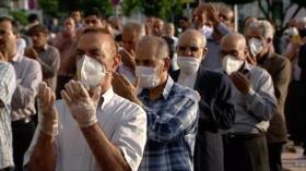 Millones asisten al rezo colectivo de Eid al-Fitr en todo Irán