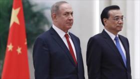 Informe: EEUU exige a Israel limitar nexos con China