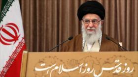 Líder: Occidente, detrás de crímenes de Israel contra palestinos