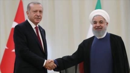 Irán y Turquía acuerdan reabrir fronteras y reanudar comercio