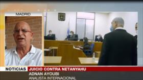 Ayoubi: Juicio de Netanyahu es para limpiar imagen de Israel