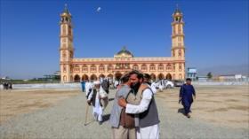 Presidente afgano adelanta liberar 2000 prisioneros talibanes
