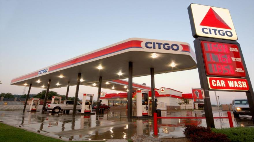 Una gasolinera perteneciente a Citgo en EE.UU.