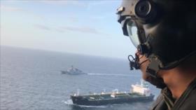 Petrolero iraní llega a las aguas territoriales de Venezuela
