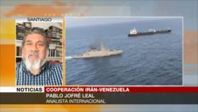 Jofré Leal: Irán sí es una amenaza para los megalómanos como EEUU