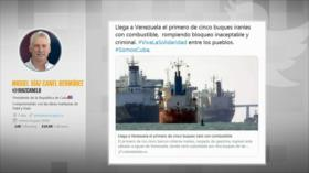 Buque iraní en Venezuela. Pandemia en Ecuador. Tensión China-EEUU - Boletín: 20:30 - 24/05/2020
