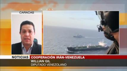 """EEUU no se atrevió a tocar buque iraní que llegaba a Venezuela"""