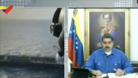 Nicolás Maduro agradece ayuda y amistad del pueblo y gobierno iraní
