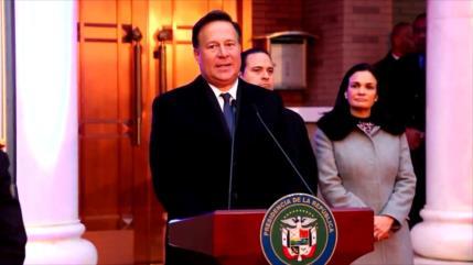 Avanzan denuncias contra expresidente Varela en Panamá