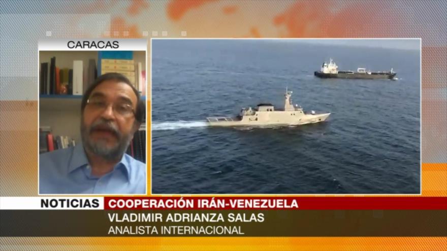 Salas: Irán demostró que se puede enfrentar imperialismo de EEUU