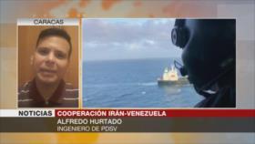 Combustible iraní dará tiempo a Venezuela para reparar instalaciones