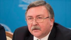 Rusia rechaza presiones a la AIEA para actuar contra Irán