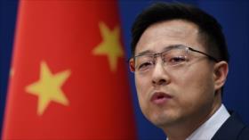 China avisa a EEUU de contramedida si interfiere más en Hong Kong