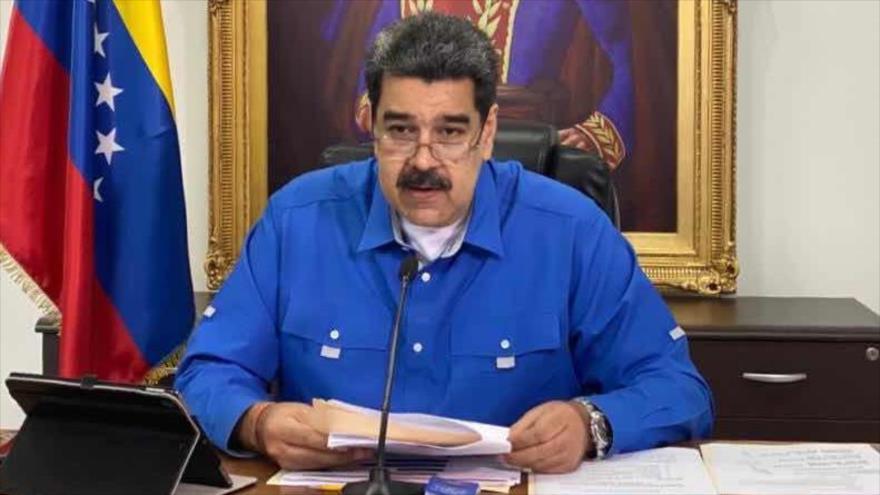 Maduro anuncia captura de más mercenarios de incursión marítima