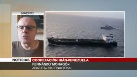 """Moragón: Tendrá secuelas """"tremendas"""" si EEUU aborda buques iraníes"""
