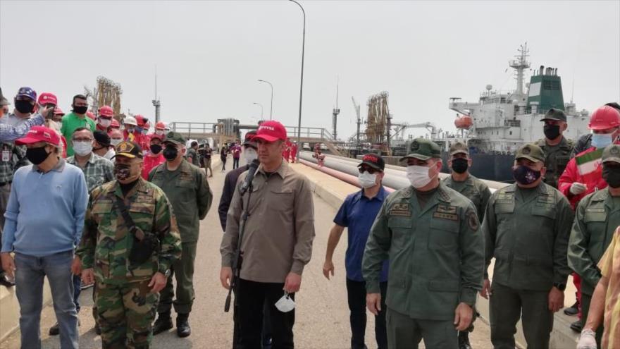 Ministro venezolano de Petróleo: Qué gran fortuna contar con Irán | HISPANTV