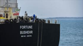 """Irán envía a Venezuela """"combustible de resistencia"""" frente a EEUU"""