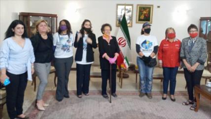 """""""Irán y Venezuela hacen retroceder imperialismo de EEUU"""""""