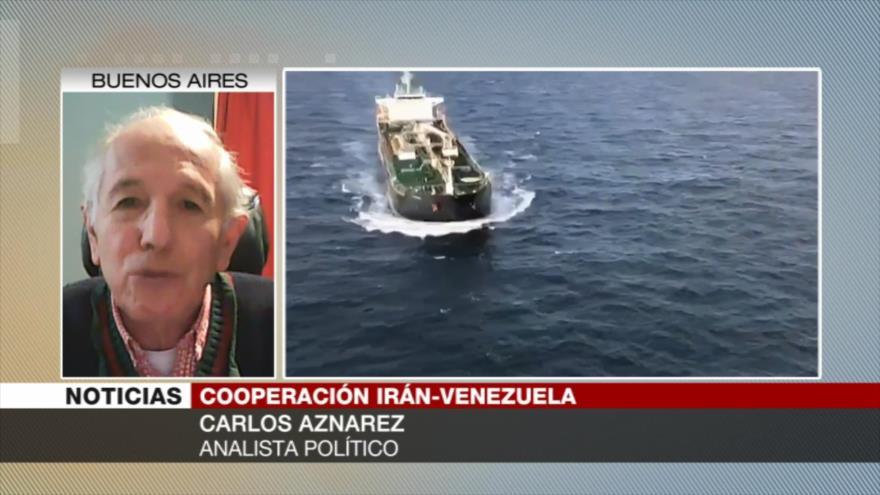 Aznarez: Ayuda de Irán a Venezuela abre puerta a otros Estados