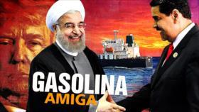 Detrás de la Razón: Llegan petroleros iraníes a aguas venezolanas en medio de tensión con Washington