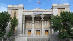 Irán pide resistencia para acabar con ocupación israelí
