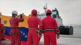 Venezuela: Llegada de buques iraníes hará historia en lazos Intel.