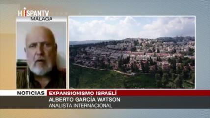 Watson: Anexionar Cisjordania podría ser desastroso para Israel