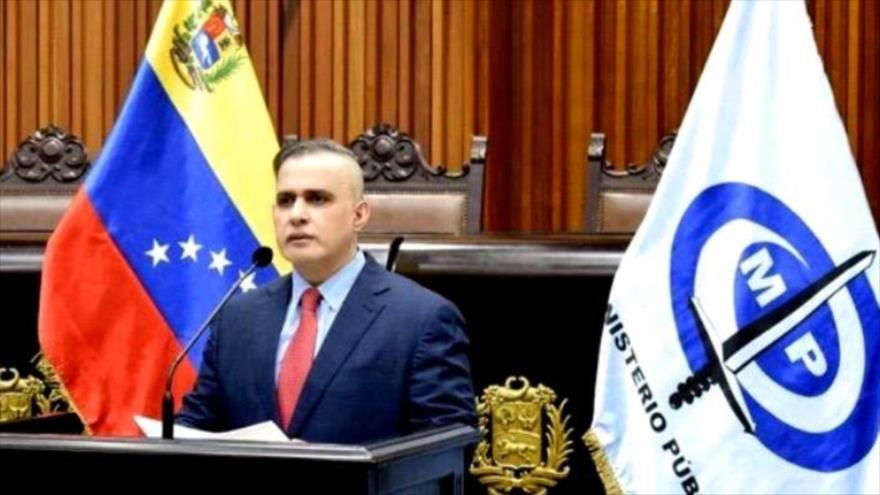 Fiscalía venezolana pide determinar si partido de Guaidó es terrorista