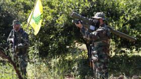 Vídeo: Hezbolá ostenta ante Israel su alta preparación militar