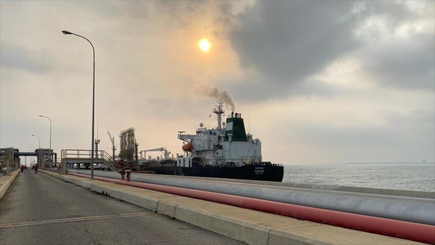 FANB promete asegurar buques iraníes en las aguas venezolanas