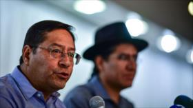 Candidato del MAS en Bolivia denuncia mala gestión de Jeanine Áñez