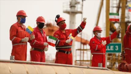 Irán y Venezuela llegan a un pacto petrolero bajo sanciones de EEUU