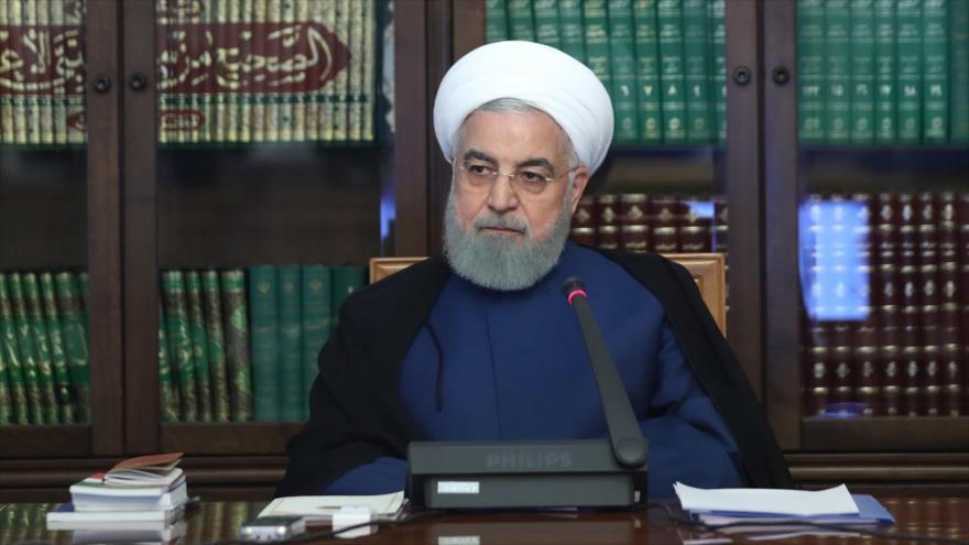 Presidente iraní promulga ley para enfrentar medidas hostiles de Israel