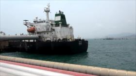 Primer barco con gasolina iraní ya está en Venezuela