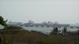 Petroleros iraníes. Hostilidad de EEUU. Proyecto de ley de China - Boletín: 12:30 - 26/05/2020