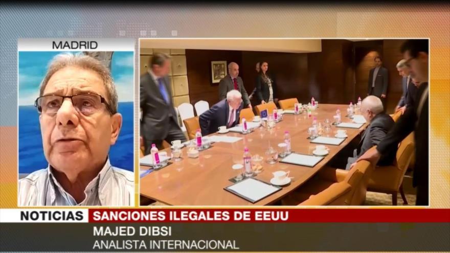 Dibsi: EEUU recurre a sanciones tras fracasos en escenario militar