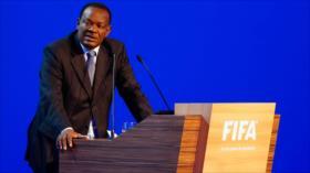 FIFA suspende al presidente del fútbol haitiano por abusos sexuales
