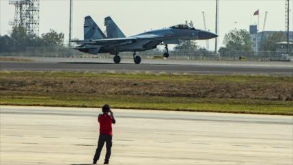 EEUU: Rusia envía aviones militares a Libia