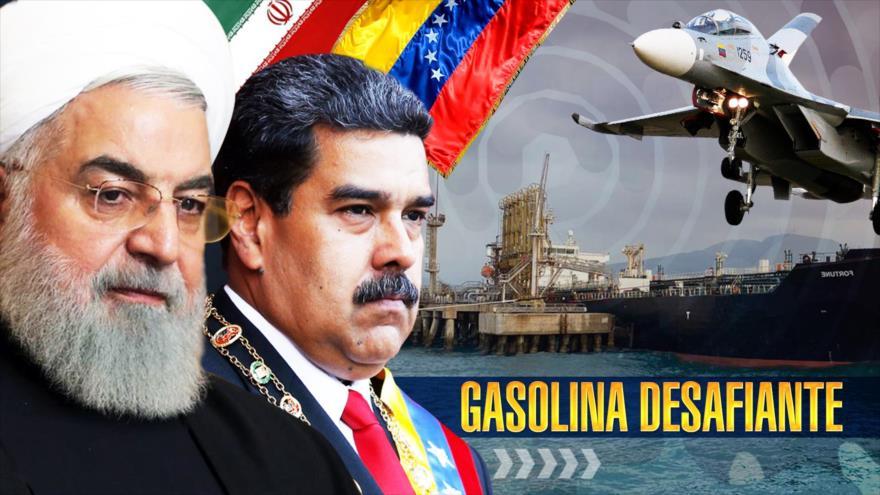 Detrás de la Razón: Siguen llegando barcos con gasolina iraní a puertos venezolanos, desafío al imperialismo
