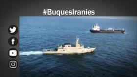 Etiquetaje: En medio de amenazas de EEUU, Irán envía buques petroleros a Venezuela